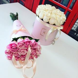 Доставка цветов Оренбург Букет Fleur