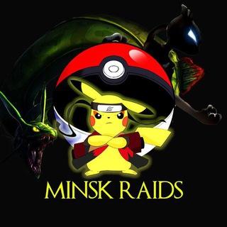 Raids PoGo Minsk