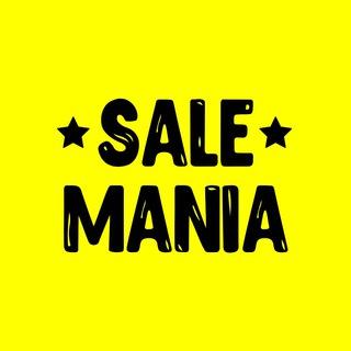 SaleMania — скидки, промокоды, акции