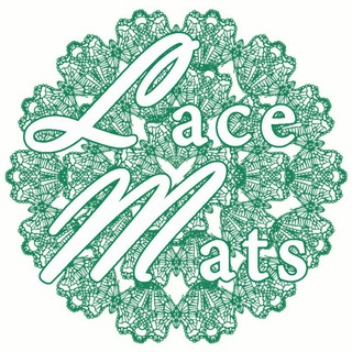 Вязаные ковры LaceMats