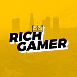 Богатый геймер