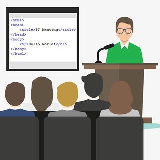 IT Meeting — митапы, конференции, тренинги по разработке
