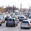 Пробки Астрахань
