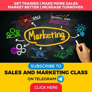 Sales and Marketing Class
