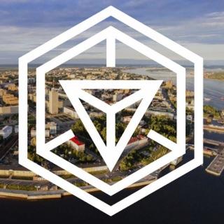 #IngressFS Arkhangelsk 2019 флуд